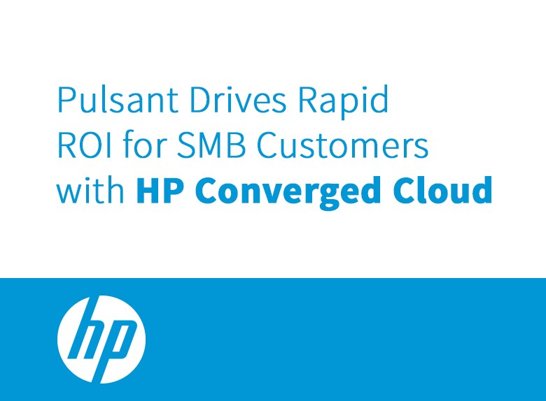 HP Converged Cloud