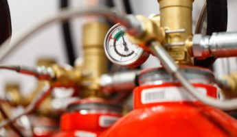 Datacentre Fire Suppression