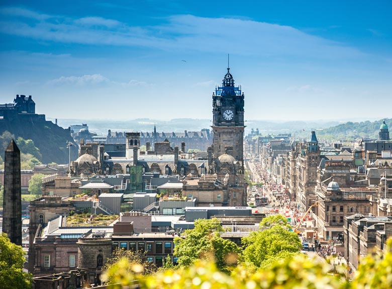 Scotland Attracting Business