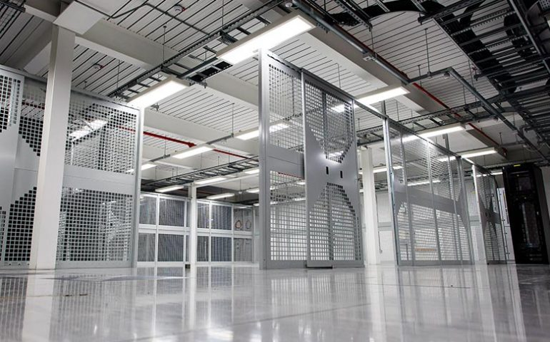 Datacentre Hall