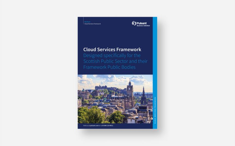 Cloud Services Framework brochure