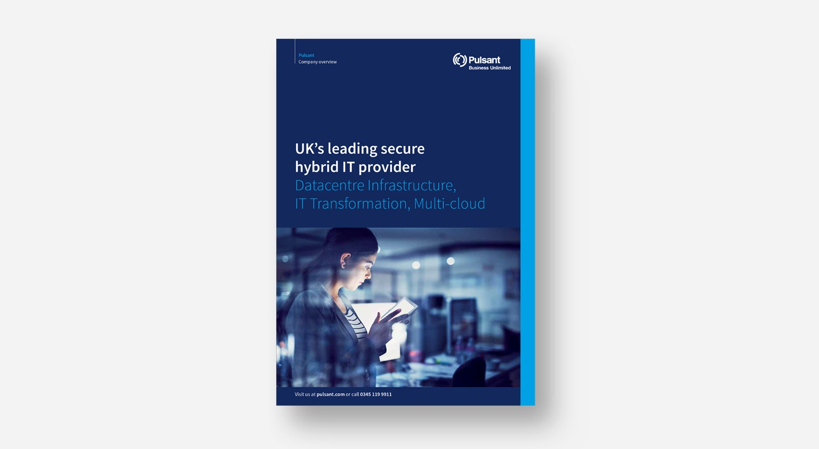 Read about our approach to designing and delivering hybrid cloud platforms