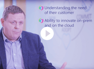 Microsoft's James Chadwick on Pulsant's Azure partnership