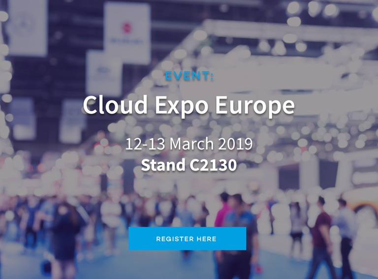 Cloud Expo Europe 2019