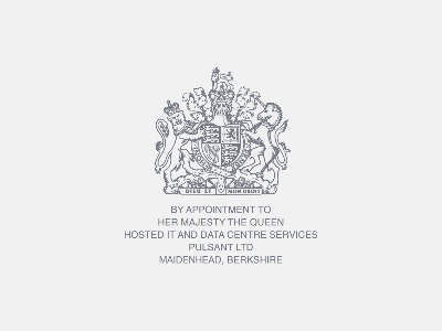by royal appointment to her majesty the queen hosted it and data centre services pulsant lts