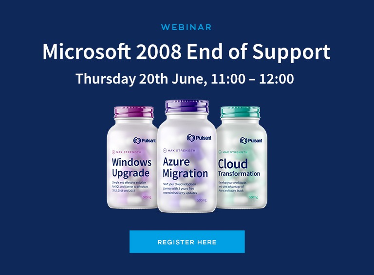 Microsoft 2008 end of support