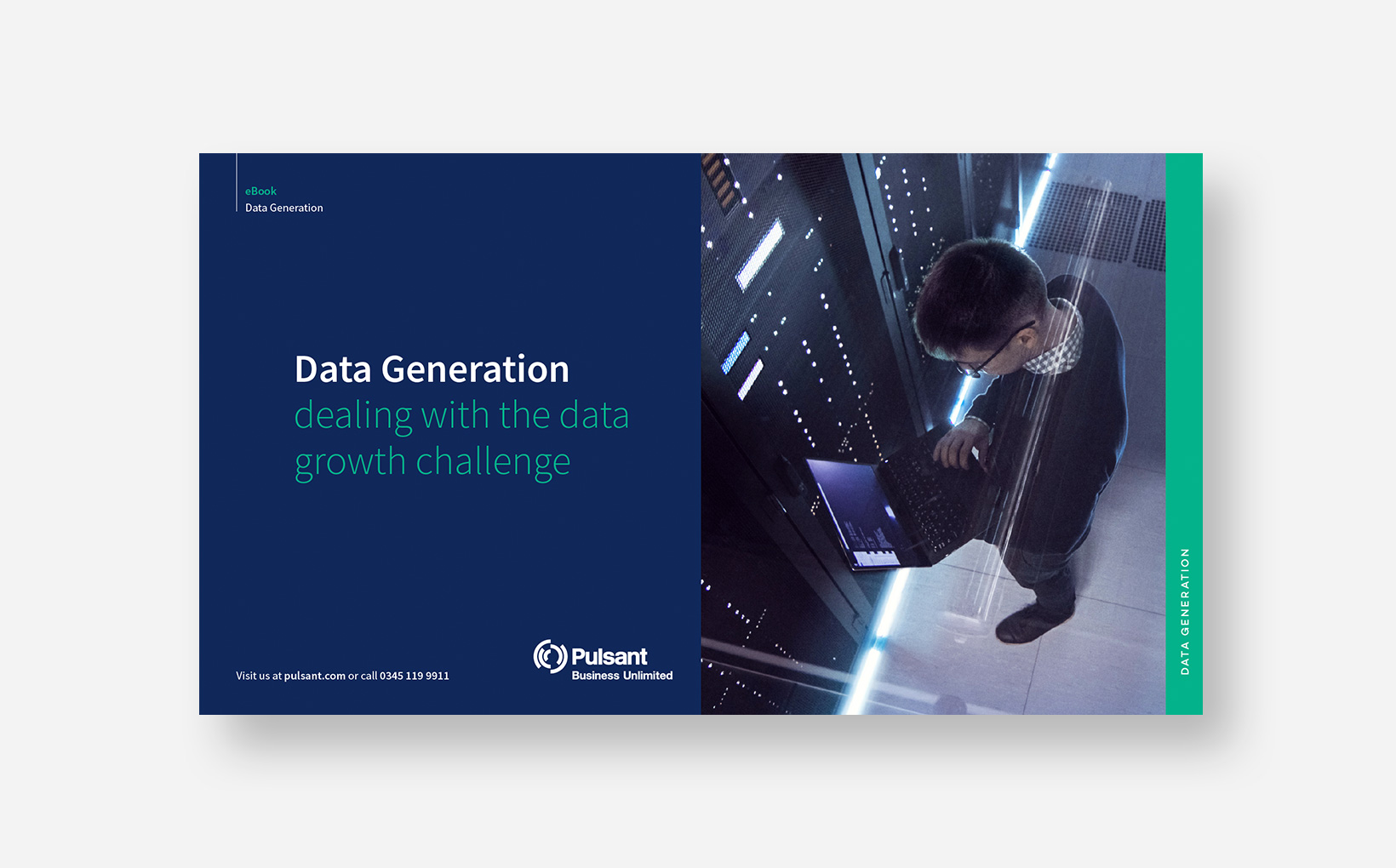 Data Generation — dealing with the data growth challenge