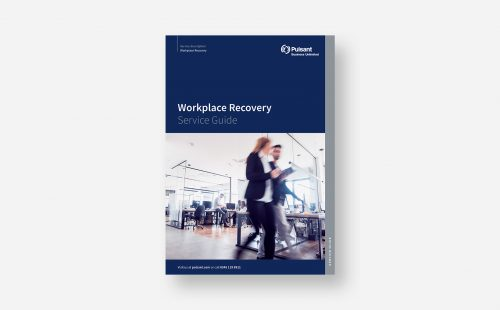 Wrokplace Recovery Service Guide brochure