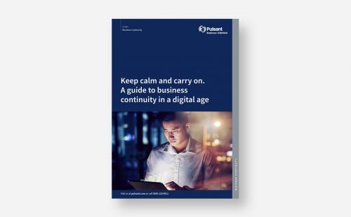 a guide to business continuity in a digital age