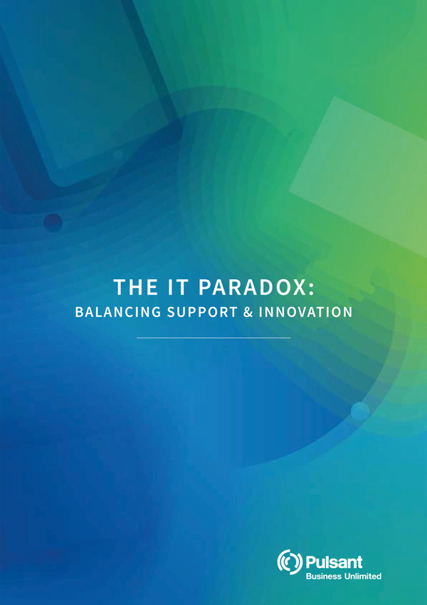 The IT Paradox: Balancing Support and Innovation